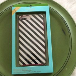 NWT Kate Spade ♠️ Protective Case IPhone